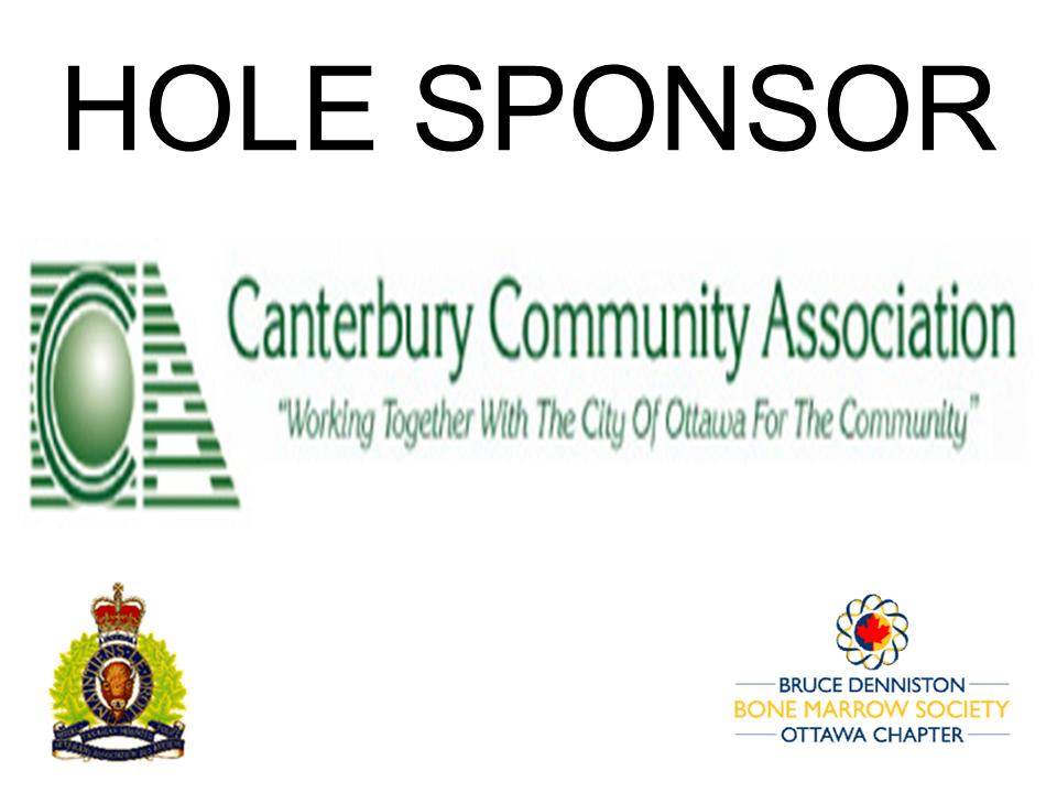 SILENT AUCTION SPONSOR - Canterbury Community Association - Logo