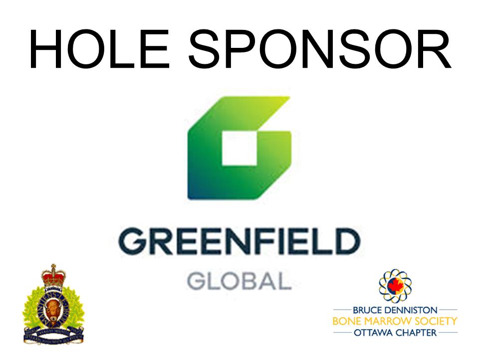 HOLE SPONSOR - Greenfield Global - Logo