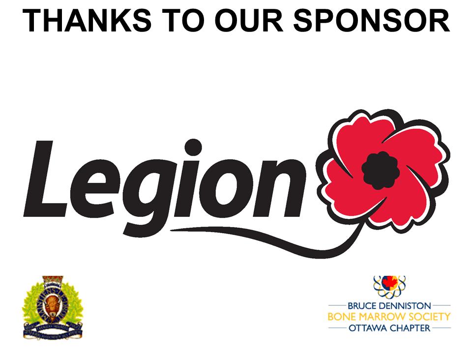 GOLD SPONSOR - LEGION DOMINION OFFICE (Ottawa) - Logo