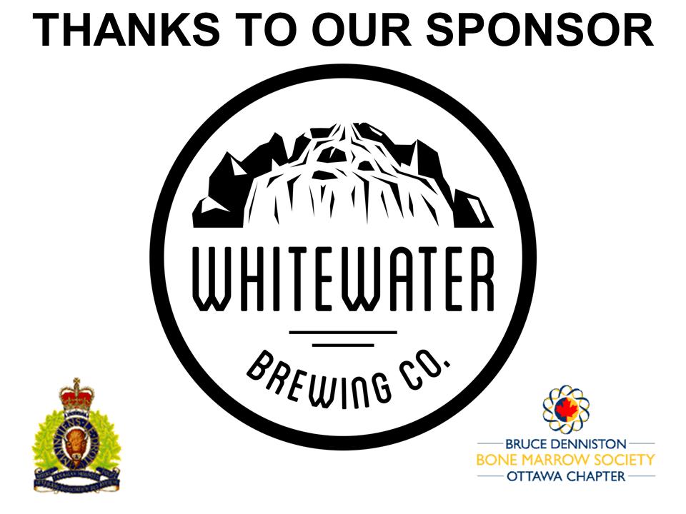 BRONZE SPONSOR - Whitewater Brewery - Logo