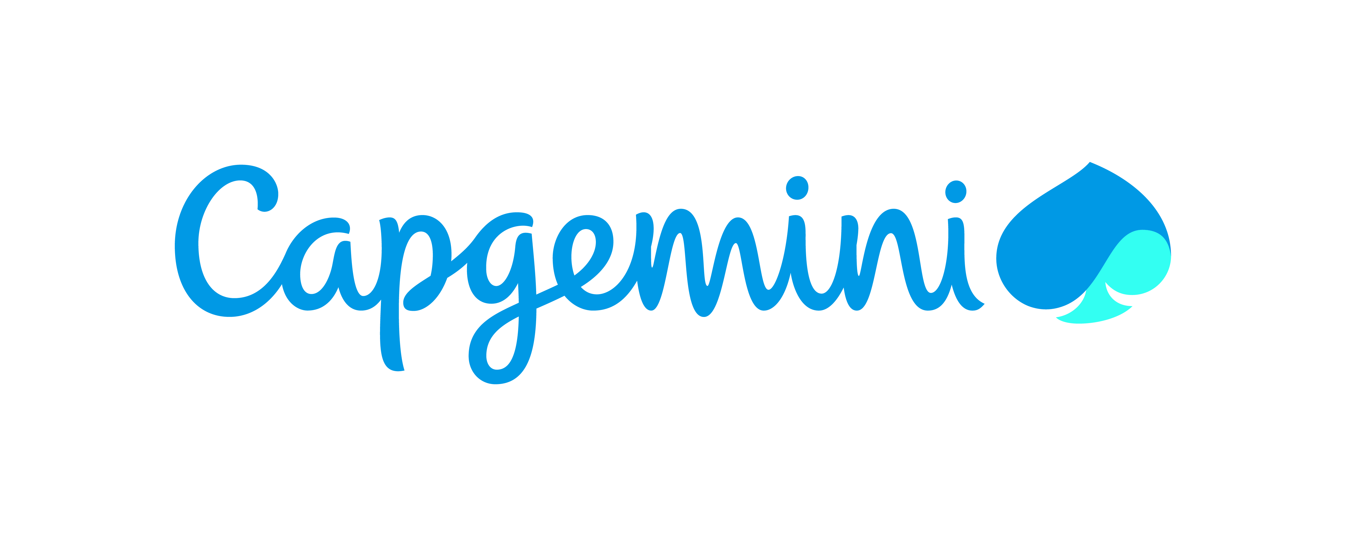 Platinum Sponsor - Capgemini - Logo