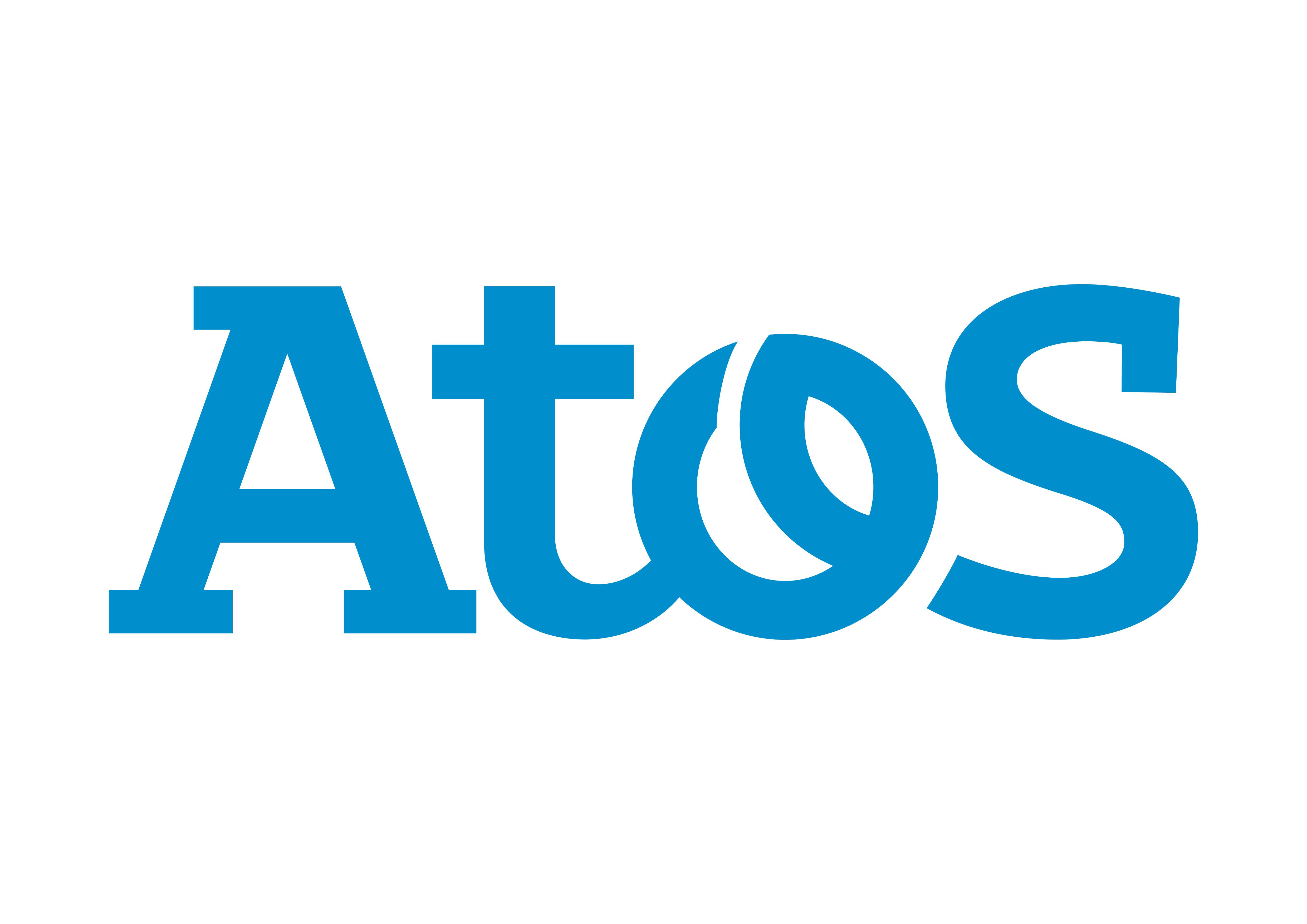 Lunch & Awards Ceremony Sponsor - Atos - Logo