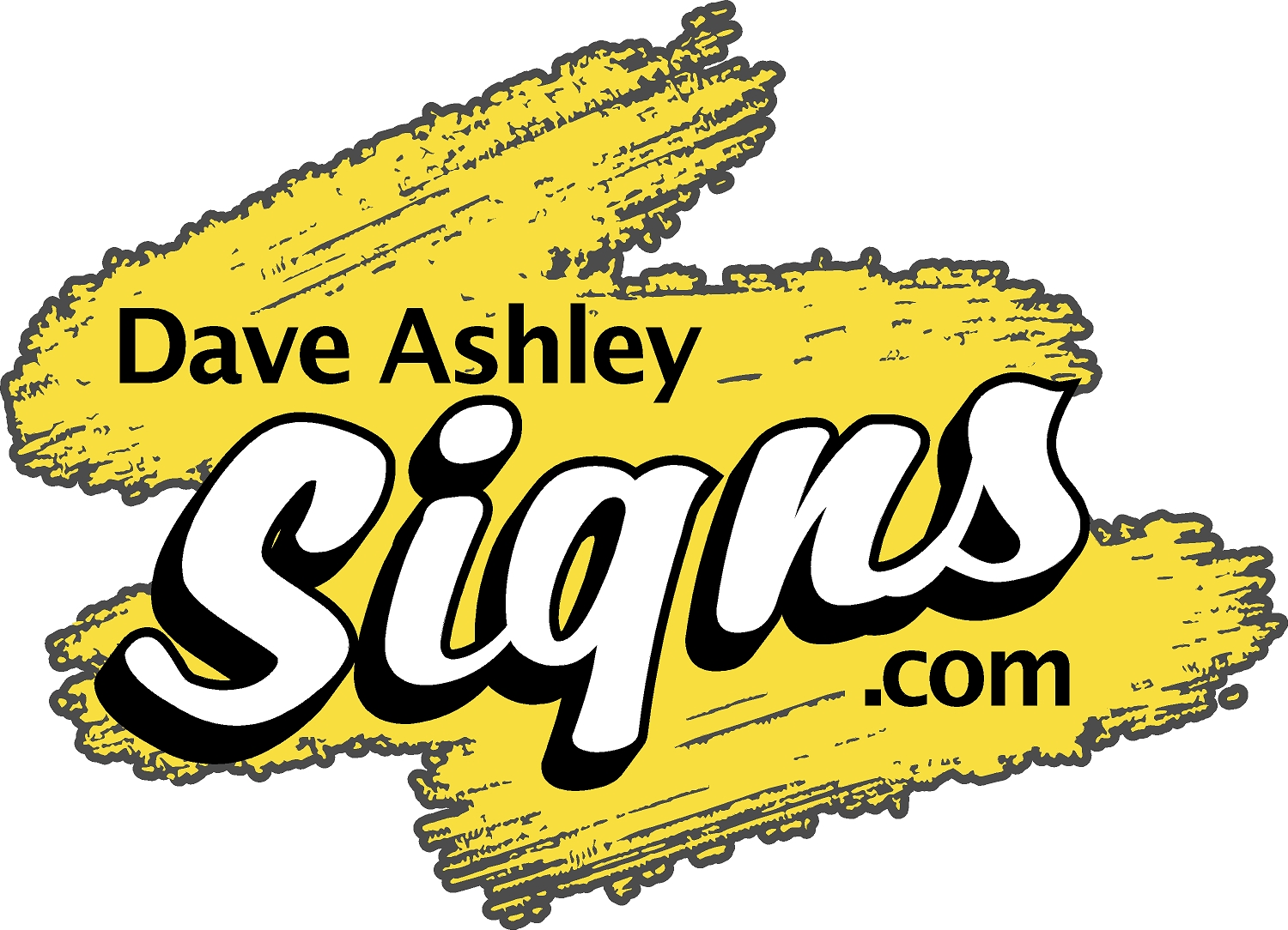 Dave Ashley Signs