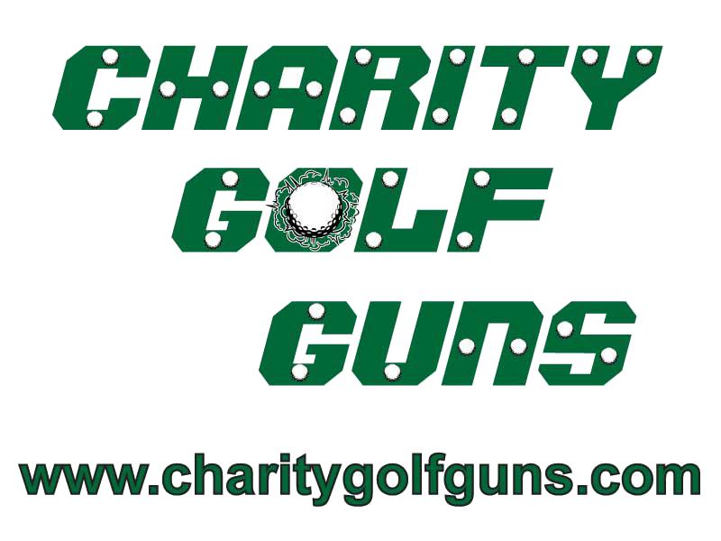 Charity Golf Guns