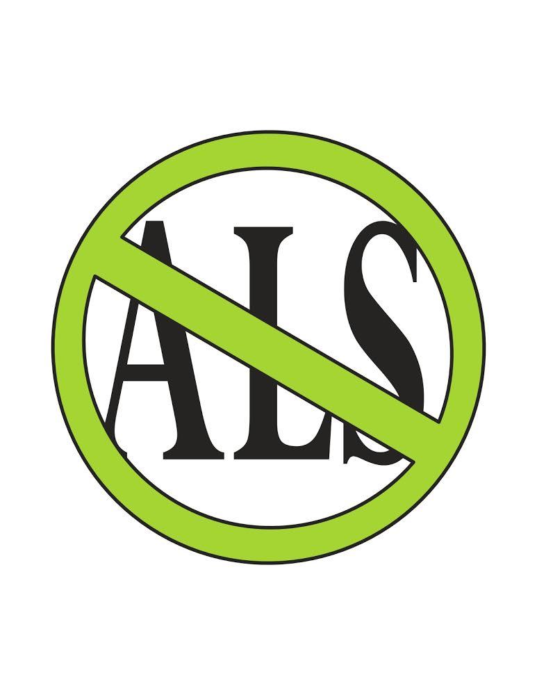 Hole Sponsor - Cure for ALS - Logo