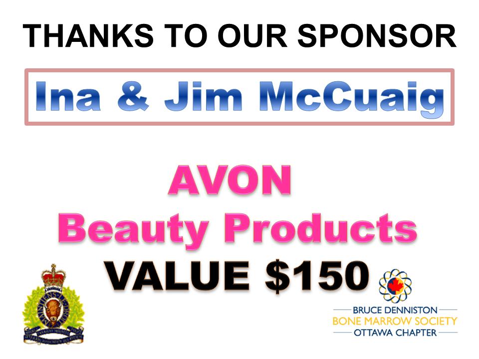SILENT AUCTION SPONSOR - INA & JIM MCCUAIG  - Logo