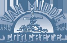 Hole Sponsors - Van Midde & Son Concrete - Logo