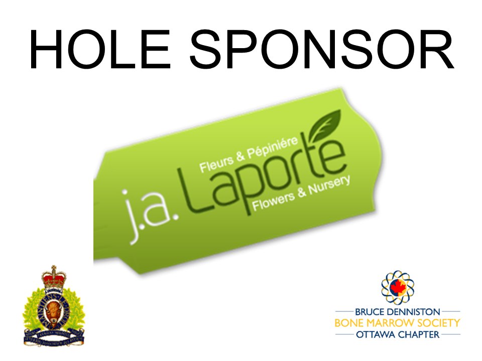 HOLE SPONSOR - LAPORTE NURSERY ORLEANS - Logo