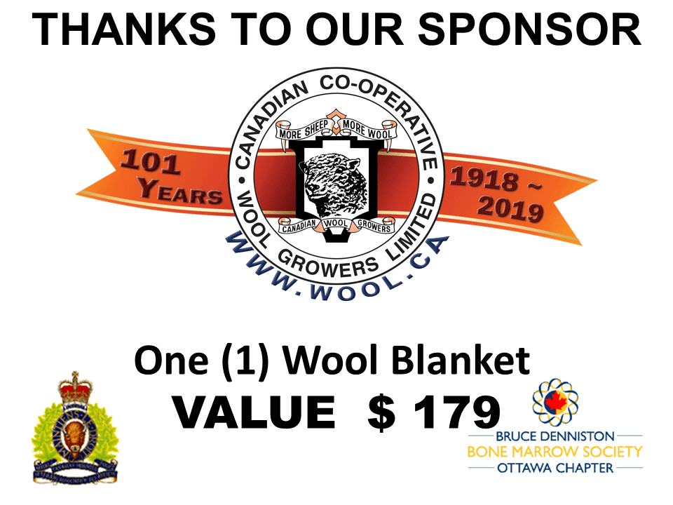 SILENT AUCTION SPONSOR - CANADIAN COPOPERATIVE WOOL GROWERS - Logo