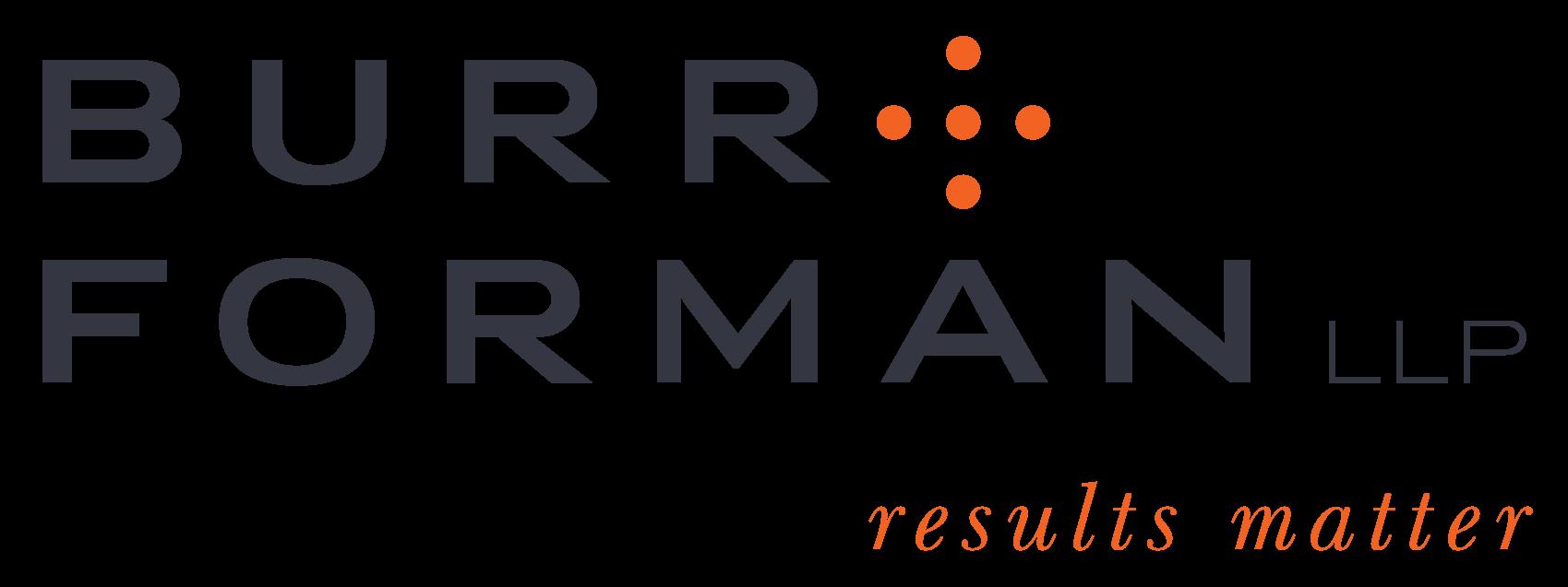 Bronze - Burr & Forman LLP - Logo