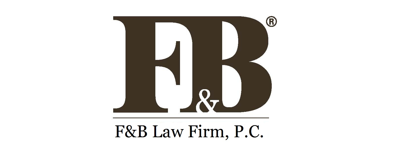 Bronze - F&B Law Firm PC - Logo
