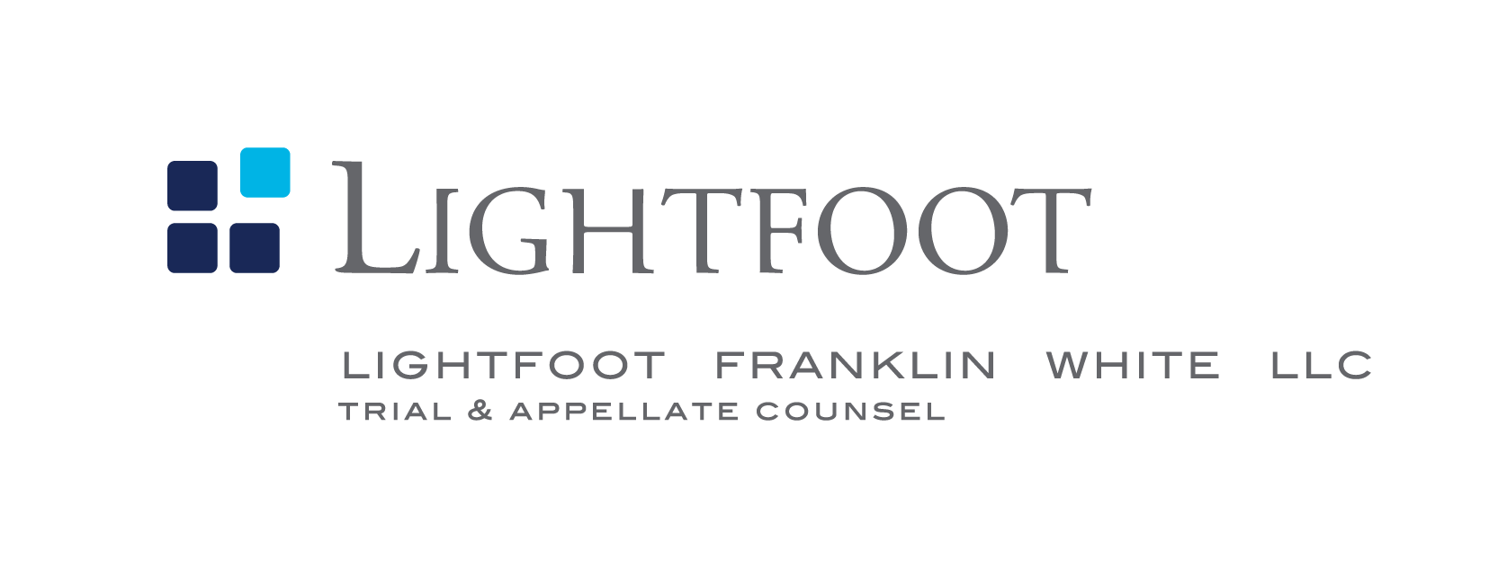 Bronze - Lightfoot, Franklin & White - Logo