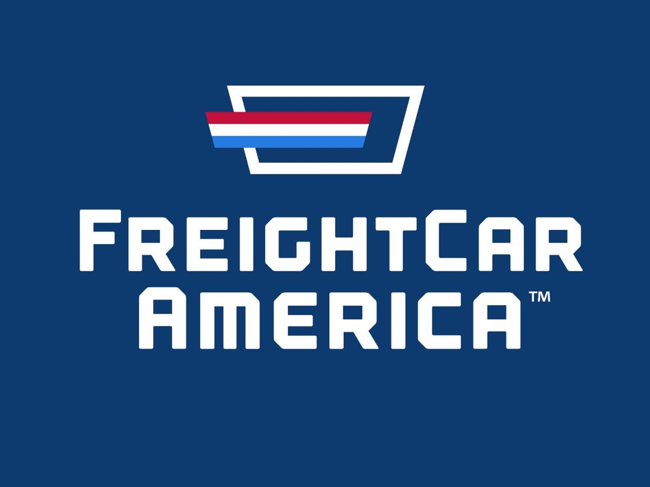 Bronze - Freight Car America - Logo