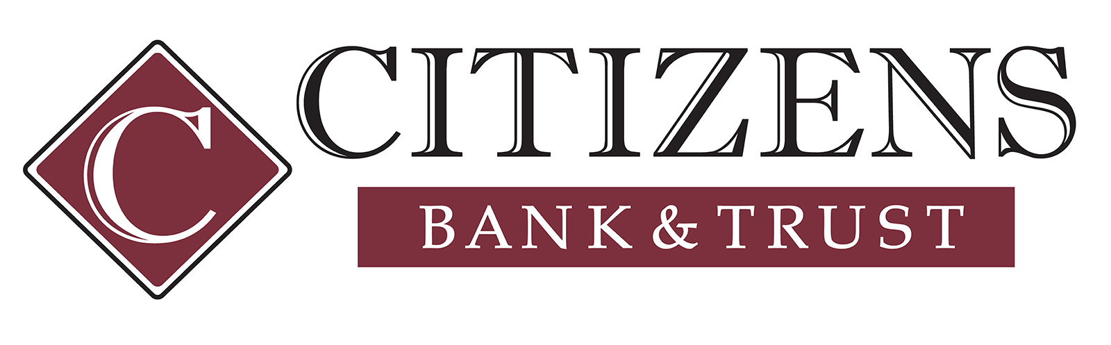 Gold - Citizens Bank & Trust - Logo