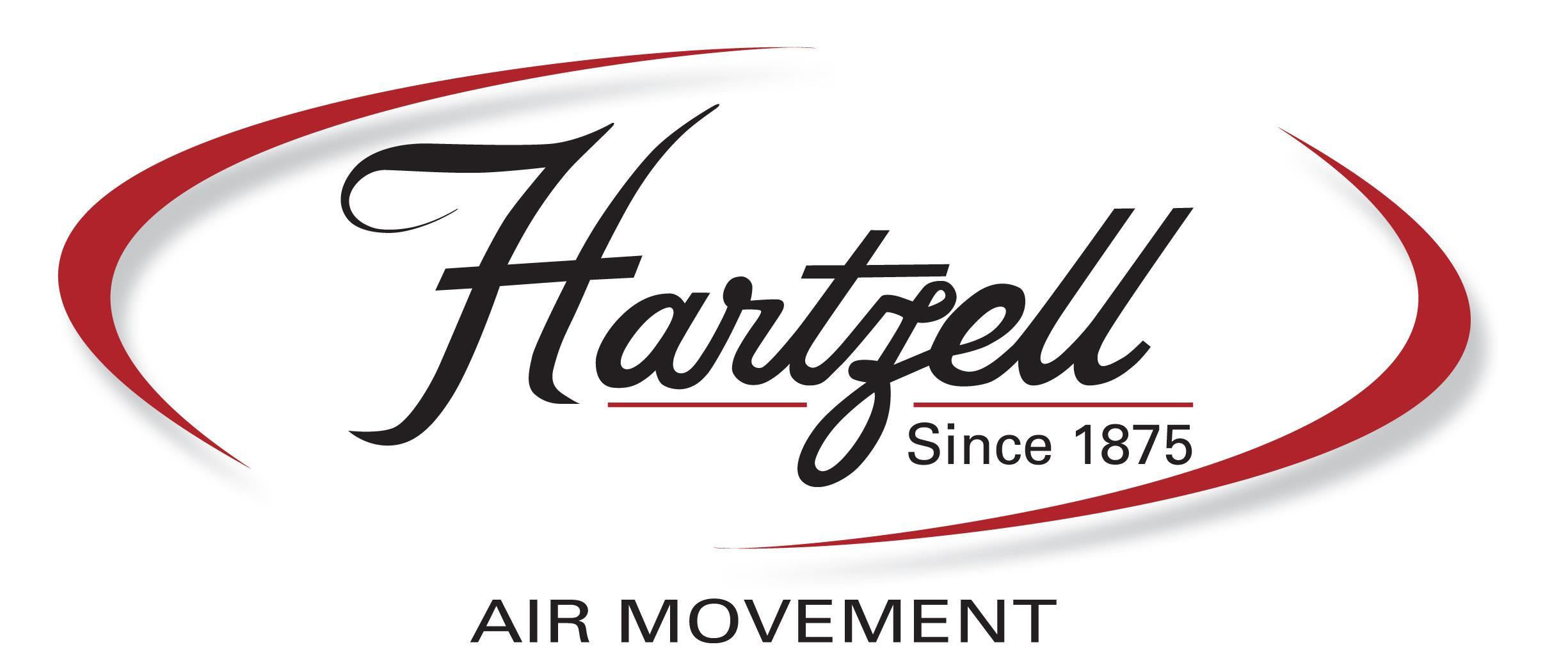 Gold - Hartzell Air - Logo