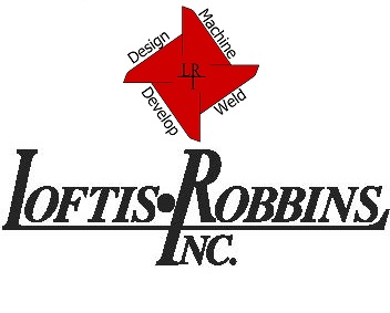Gold - Loftis Robins, Inc. - Logo