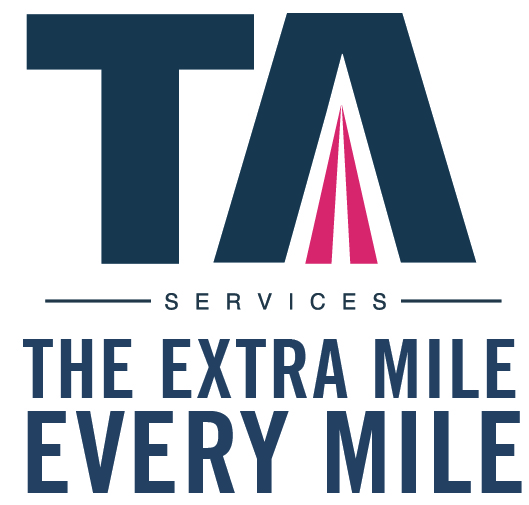 Gold - TA Services - Logo