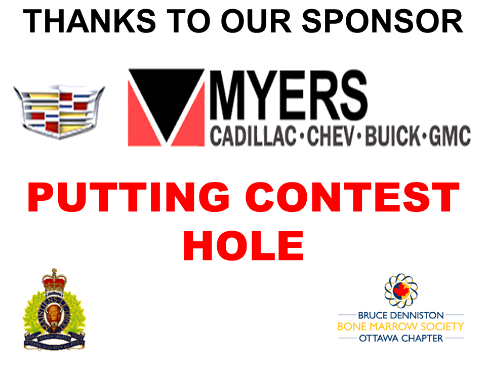 SPECIAL EVENT - MYERS CADILLAC-CHEV -BUICK-GMC  - Logo