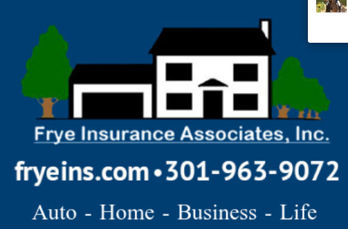 Putting Contest Sponsor - Frye Insurance Associates, Inc. - Logo