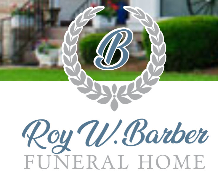 Hole Sponsors - Roy W. Barber Funeral Home - Logo