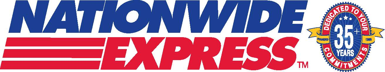 Silver - NationWide Express - Logo