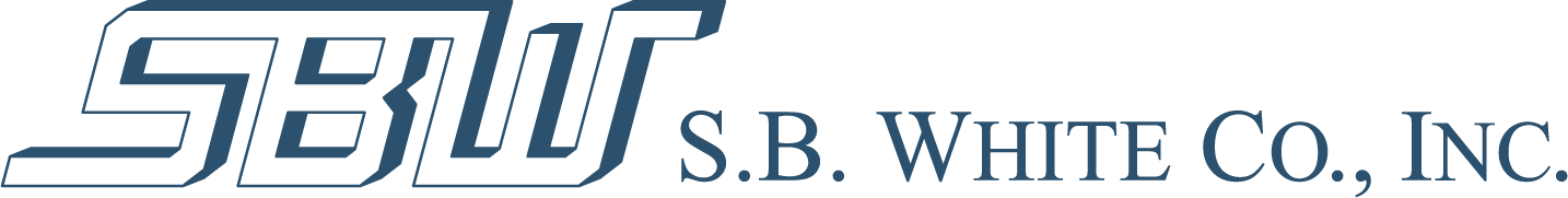 Hole Sponsor - SB White Co., Inc. - Logo