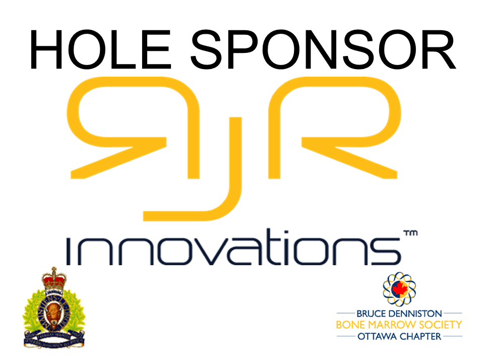 HOLE SPONSOR - RJR INNOVATIONS - RON SOREL - Logo