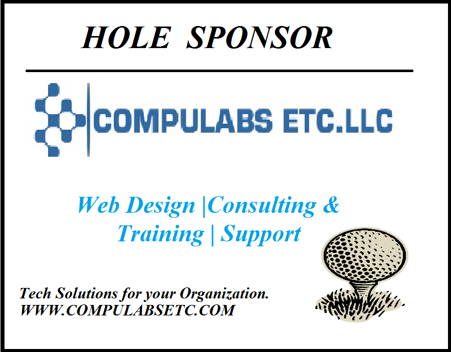 Golf Hole Sponsor - Compulabs-Cloud/Compulabs Etc LLC - Logo