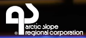 Closest to the Pin Sponsor - Artic Slope Regional Corporation (ASRC) - Logo
