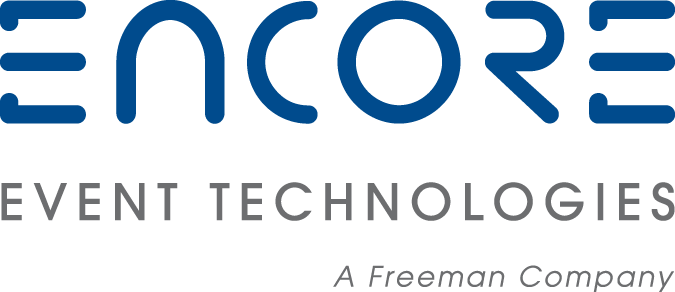TOURNAMENT SPONSOR - ENCORE EVENT TECHNOLOGY - Logo