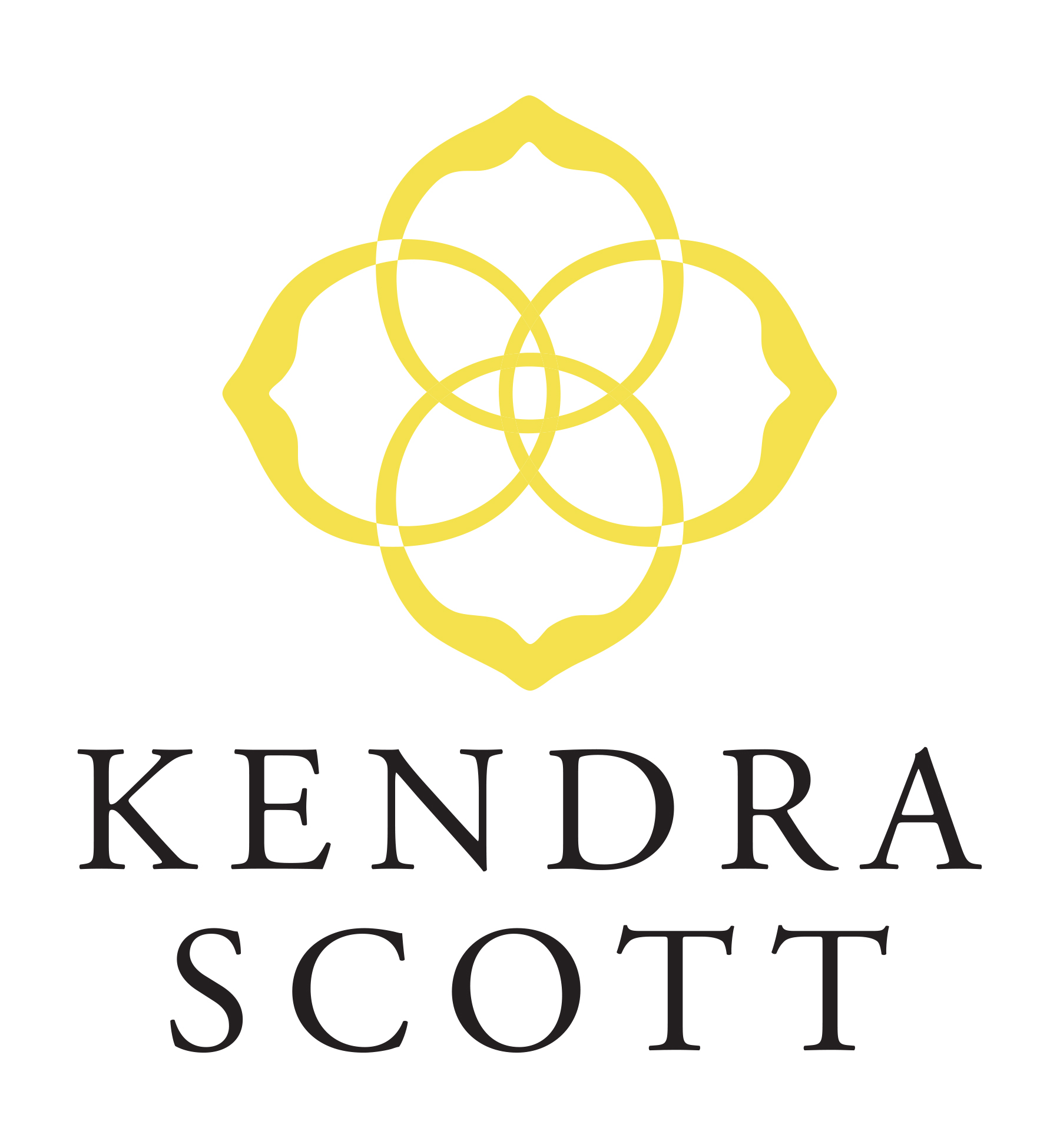 TOURNAMENT SPONSOR - KENDRA SCOTT - Logo