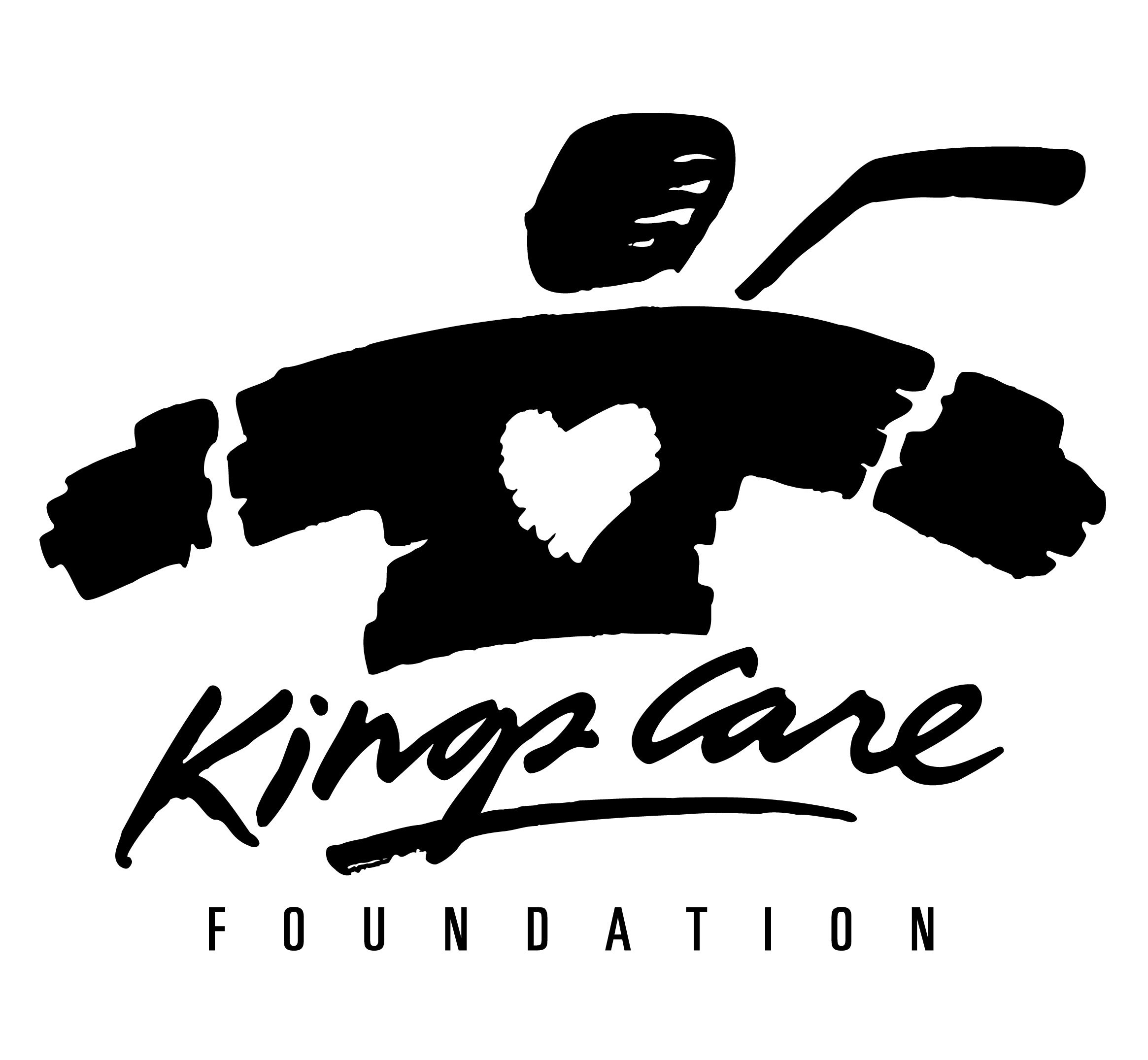 TOURNAMENT SPONSOR - KINGS CARE FOUNDATION - Logo