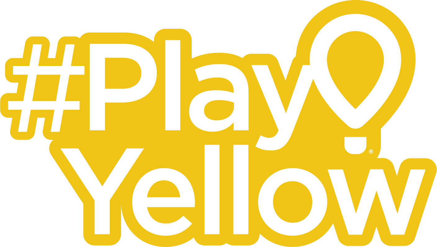 TOURNAMENT SPONSOR - PLAY YELLOW - Logo