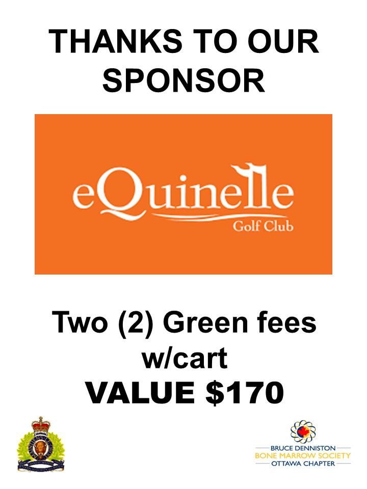 SILENT AUCTION SPONSOR - EQUINELLE GOLF CLUB - Logo