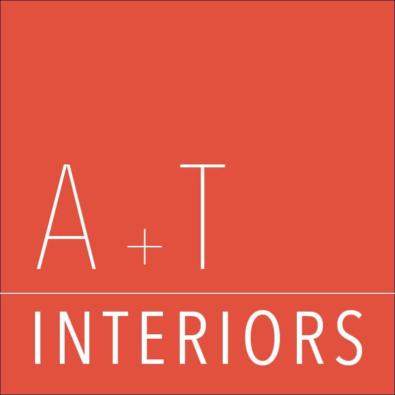 Court Sponsor - A + T Interiors - Logo