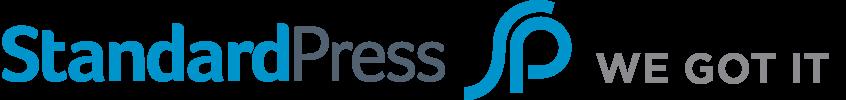 Silver Sponsor - Standard Press - Logo
