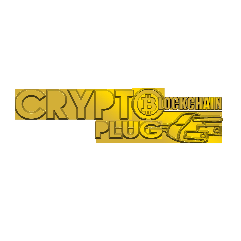 Title Sponsors  - Crypto Blockchain Plug - Logo