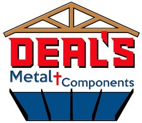 Hole Sponsor - Deal's Metal - Logo