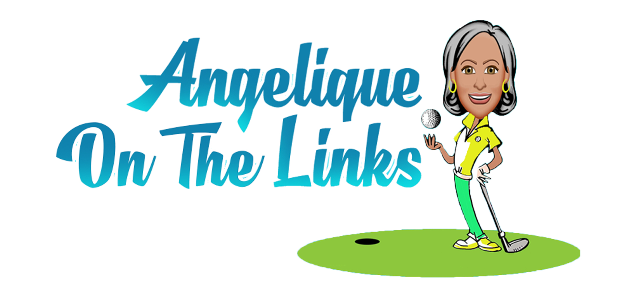 Title Sponsors  - Angelique On The Links - Logo