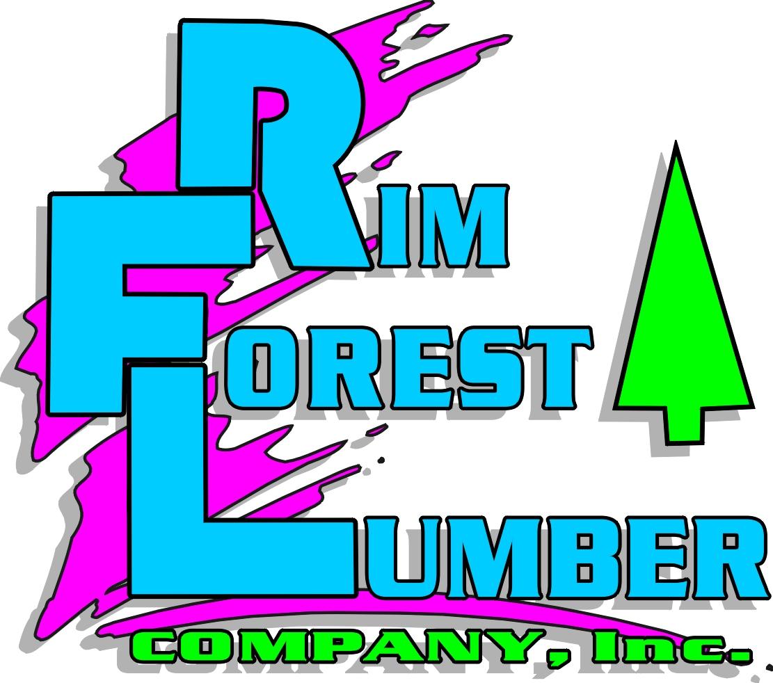Bronze Sponsor - Rim Forest Lumber - Logo