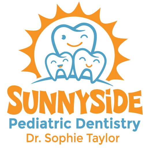 Flag Pin Sponsors - Sunnyside Pediatric Dentistry - Logo
