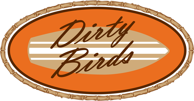 Swag Bag Sponsor - Dirty Birds - Logo