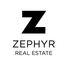 Flag Pin Sponsors - Zephyr Real Estate - Logo