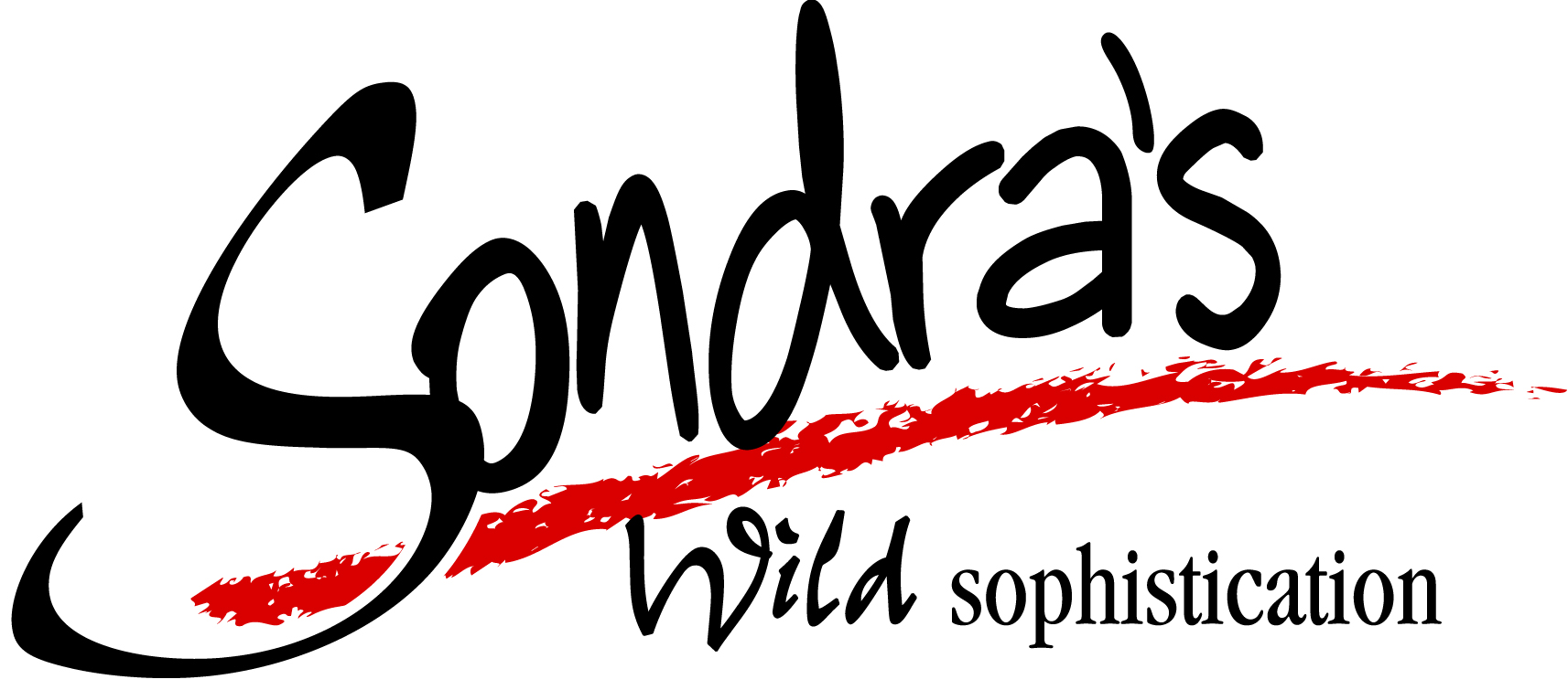 Bronze Sponsor - Sondra's Wild Sophistication - Logo
