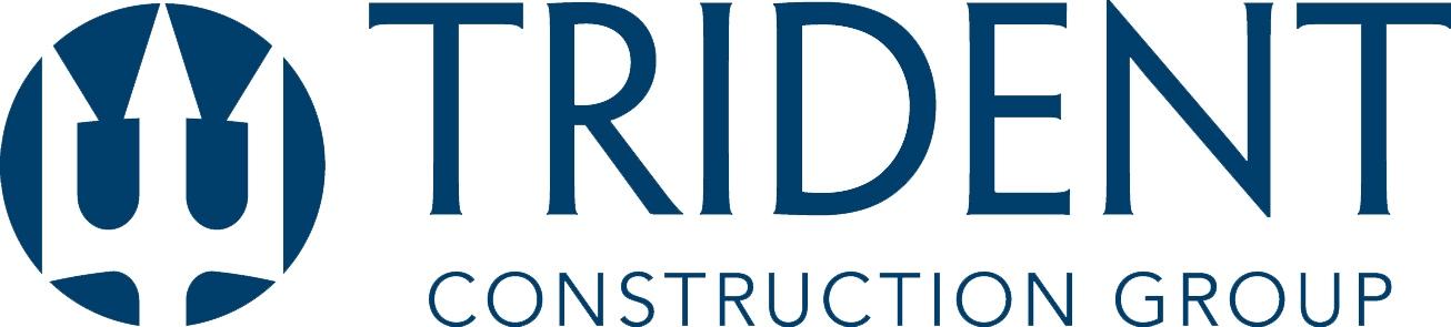 Bronze Sponsor - Trident Construction  - Logo