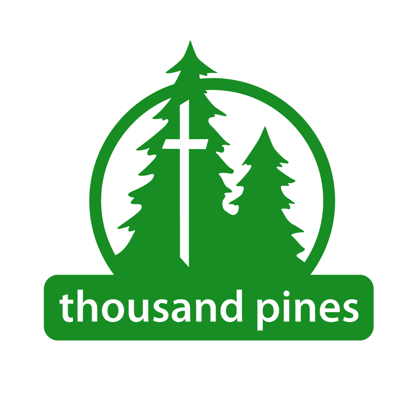 Bronze Sponsor - Thousand Pines Christian Camp - Logo