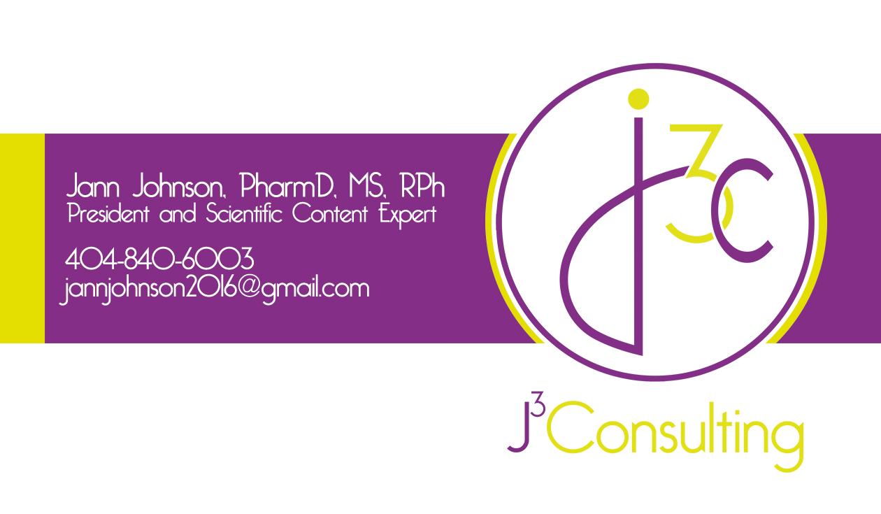 Beverage Cart Sponsor - J3 Scientific Consulting - Logo