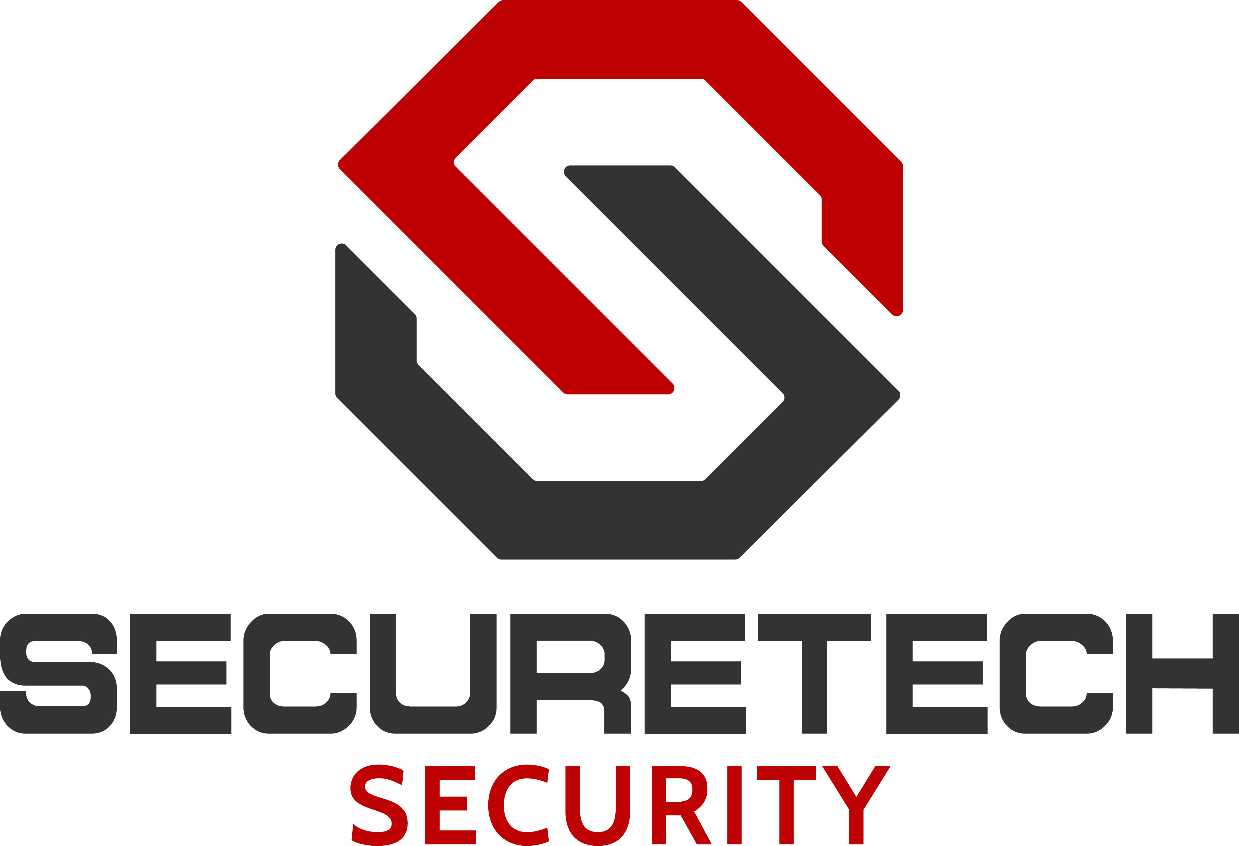 Bronze Sponsor - Securetech Security - Logo