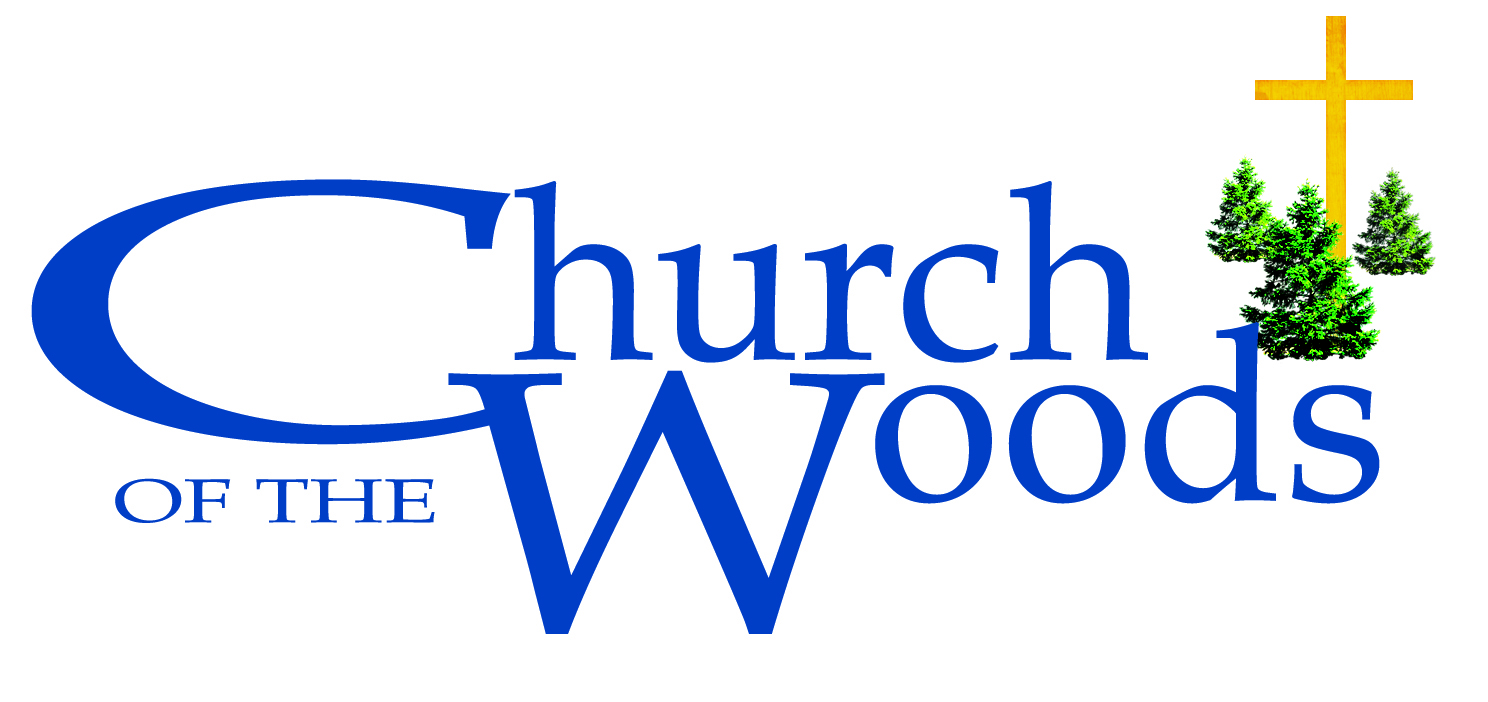Silver Sponsor - Church of the Woods - Logo