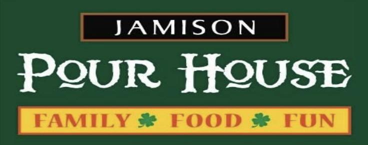 Non-Contest Hole Sponsor - Jamison Pour House - Logo